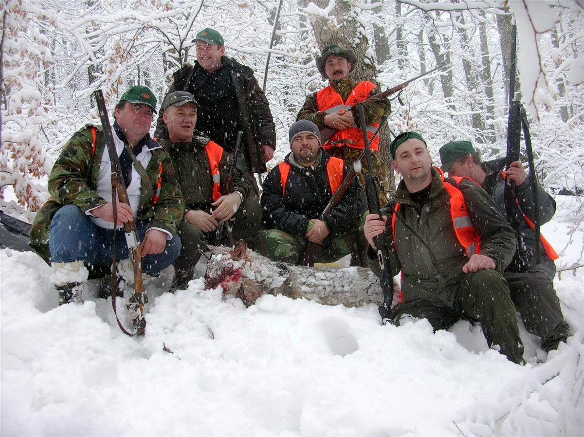 Лов на предаторе