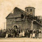Изградња цркве на Ћуковцу 1942