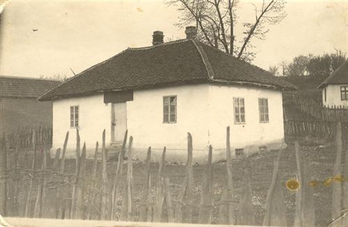 Зграда задружне млекаре из 1903.год.
