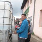 Цистерна са водом за пиће